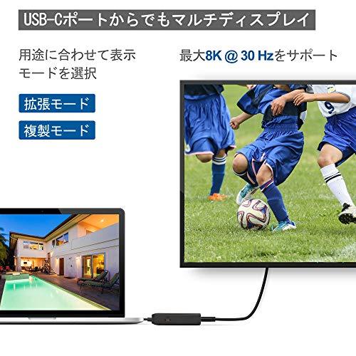51QvvVG6N+L-Amazonベーシックの「USB 3.1 タイプC  HDMIマルチポートアダプター」を購入したのでレビュー!