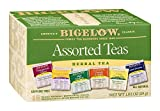 Bigelow Assorted Herb Tea 6 varieties 18バッグ( Pack of 12 )