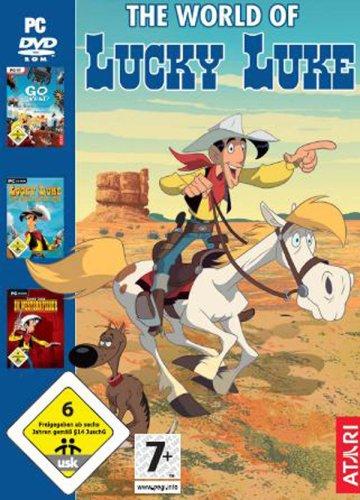 The World Of Lucky Luke [Importación alemana]