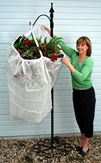 Frost Protek Plant Cover: Bag, White
