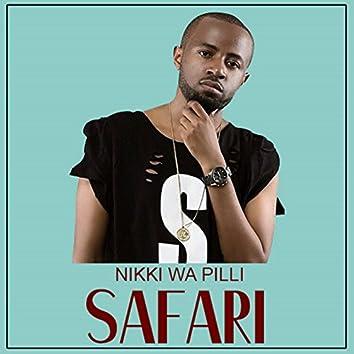 Safari (feat. Navykenzo|joh Makini, Gnako, Jux, Vanessa Mdee)