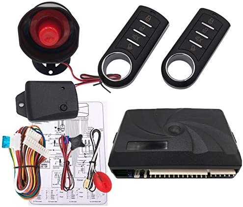YIWMHE OFFicial store New Car Alarm System 13+6 Tulsa Mall Contro Auto Remote Central Door