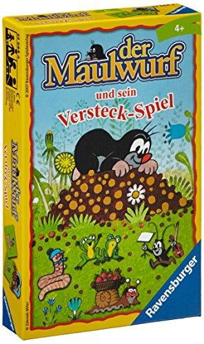 Ravensburger Mitbringspiele 23244 - Der Maulwurf und sein Versteck-Spiel