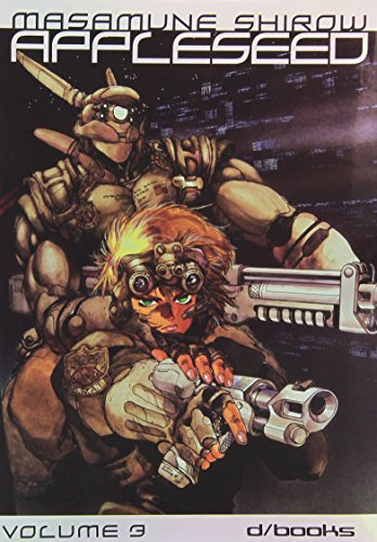 Appleseed: 3