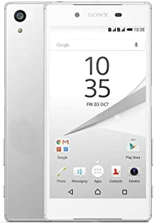 Sony Xperia Z5 Dual E6633 Unlocked Quad Band Android Phone no warranty (White)