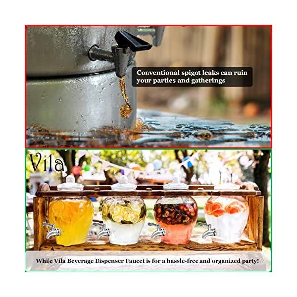 Vila – Espiga de repuesto para dispensador de bebidas (boquilla de