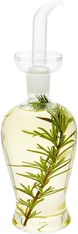 Oil Dispenser Olive Oil Dispenser Vinegar Cruet Forma Blown Glass 8 5 Oz 1ct Box Restaurantware