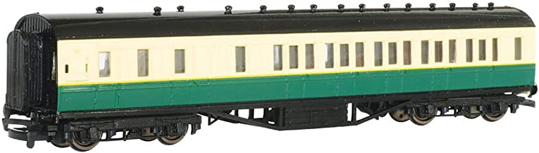バックマン HOゲージ きかんしゃトーマス ゴードンのブレーキ客車 28-76035 鉄道模型 客車 プロトタイプ ホワイト & グリーン