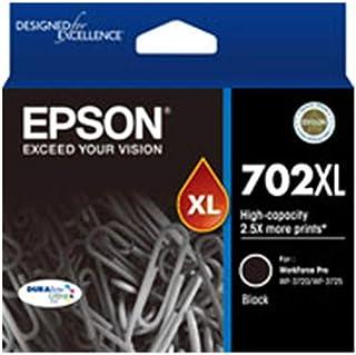 Epson EPC13T345192 702XL Black High Yield Ink Cartridge (Genuine)