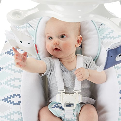 51QvzQIHSOL 10 of the Best Baby Swing for Big Heavy Babies 2021 Review