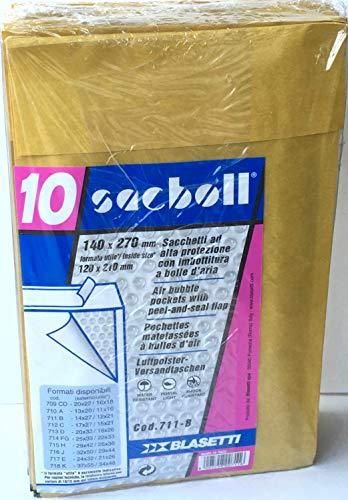 BLASETTI Cf10 Sacco Imbot/Avan Int12x21cm
