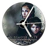 MasTazas A Plague Tale Innocence Reloj CD Clock 12cm