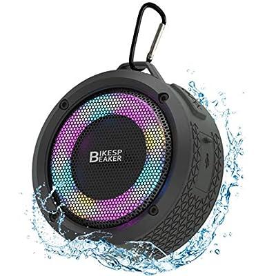 HANRICO Portable IPX7 Waterproof Bluetooth Spea...