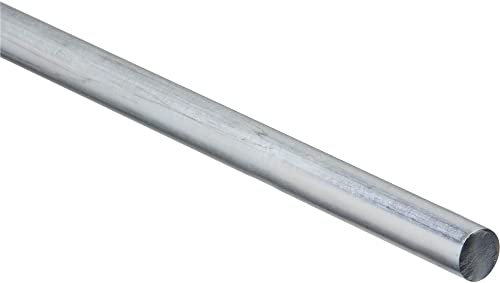 """National Hardware N179-812 4005BC Smooth Rod in Zinc plated,5/8"""" x 36"""""""