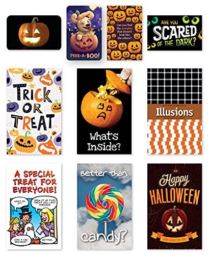 Halloween Gospel Tracts Assortment (100 tracts, NKJV)