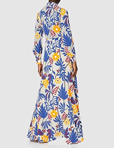 Dolores Promesas PV17 2043B Vestido Casual, Multicolor (VAR), 42 para Mujer
