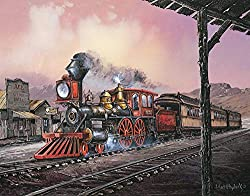 Train Themed gifts that are mostly for adults that help them decorate their homes with style.
