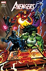Avengers (fresh start) N°4 de Jason Aaron