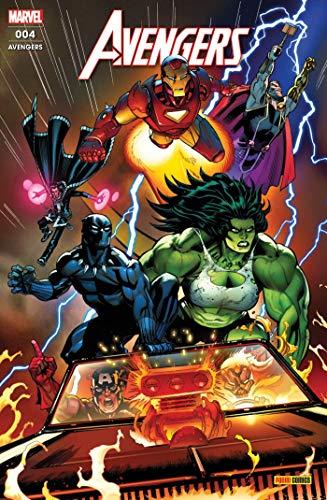 Avengers (fresh start) N°4