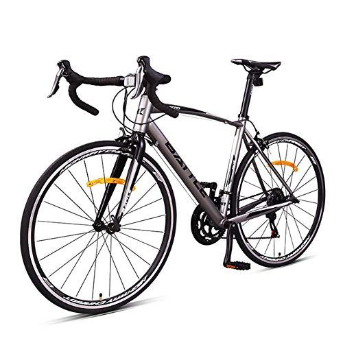 Xiaoyue Rennrad, Männer 16 Speed-Straße Fahrrad, 700 * 25C Räder, Leichter Aluminiumrahmen Pendler Stadt Fahrrad, ideal for unterwegs oder Dirt Trail Touring lalay