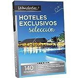 Caja Regalo Estancias Hoteles Exclusivos Selección de ''Wonderbox''