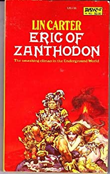 Eric of Zanthodon - Book #5 of the Eric Carstairs of Zanthodon