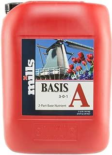 Mills Nutrients Basis A (20 Liter)