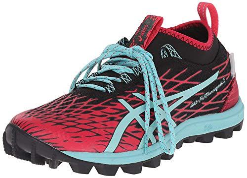 ASICS - Zapatillas de running para mujer Gel-Fuji Runnegade 2, negro (Black/Pool...