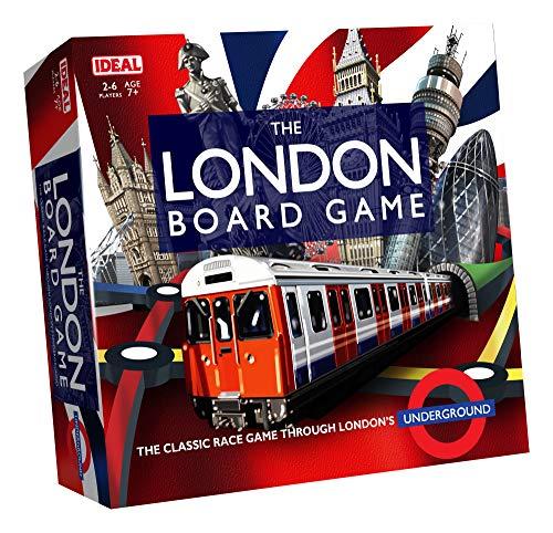 Toy Brokers Ideal The London Brettspiel (englische Version)