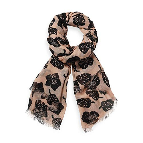 Maison Scotch Damen Schal Lightweight Printed Scarf 150354 Combo B One size