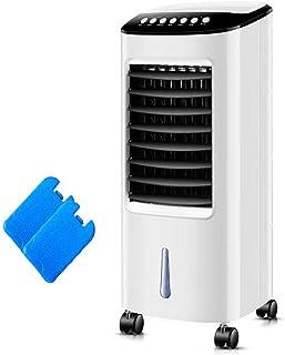YGTMV El Más Nuevo Aire Acondicionado Portátil 65W Humidificador Piso 220V Dormitorio De Control Remoto Ventilador del Refrigerador De Aire Doméstico,B