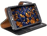 mumbi Tasche Bookstyle Case kompatibel mit LG G Pro Lite