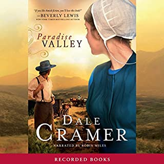 Paradise Valley audiobook cover art