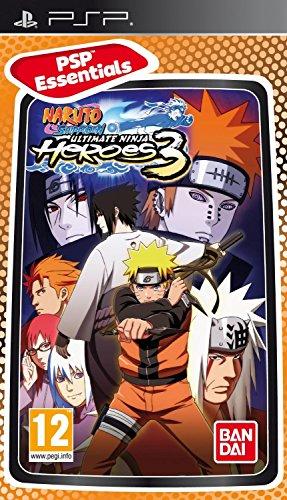 Naruto Shippuden 3: Ultimate Ninja Heroes [Reedición]