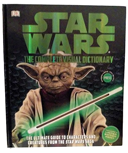 Star Wars The Complete Visual Book By James Luceno