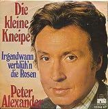 Die kleine Kneipe - Peter Alexander - Single 7