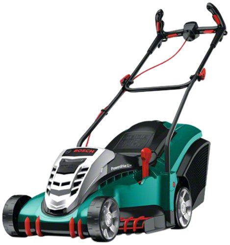 Bosch Rotak 43 LI Ergoflex Cordless Lawn Mower, Cutting Width 43 cm (Without Battery and Charger)