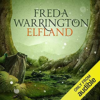Elfland audiobook cover art