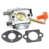 P SeekPro Carburador Carb para Stihl FS48 FS52 FS56 FS62FS66 FS81 FS86 FS88 FR106 FS106 FS160 N.º de Pieza Walbro WT-45A WT-45-1 WT112 4126 120 0610 4132 120 0600