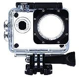 Rollei Wasserdichtes Gehäuse für die Actioncam 4s Plus