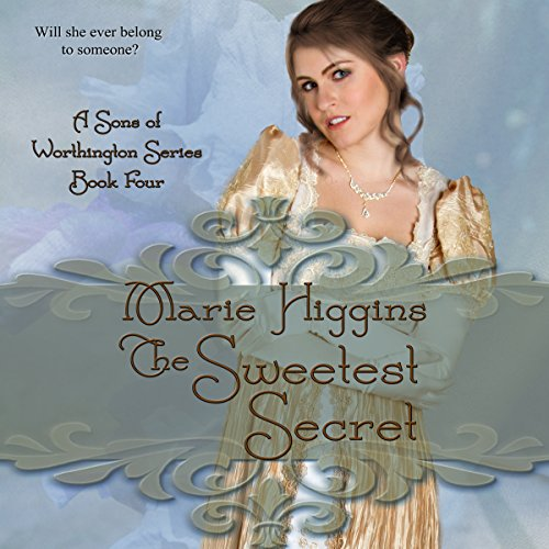 The Sweetest Secret audiobook cover art