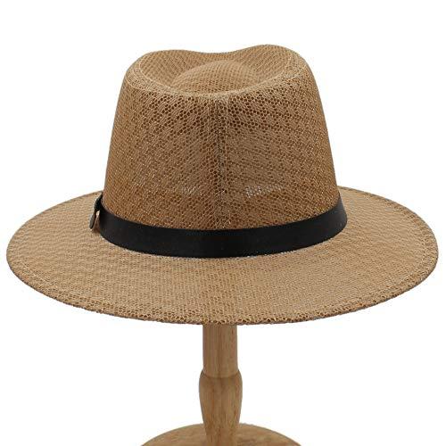 XYAL0003001 Xingyue Aile Hoeden & Caps Sea Beach Vrouwen Zomer Zon Hoed Unisex Panama Hoed 2018 Mode Straw Beach cap