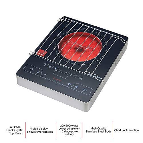 Cello Blazing-500 Induction Cooktop, (Ceramic)