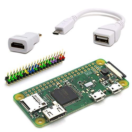 Raspberry Pi Zero W Essential Starter Kit - Bestehend aus: Raspberry Pi...