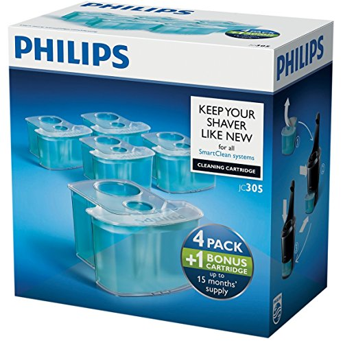 Philips JC305/50 Reinigungsbehälter, 5er-Pack