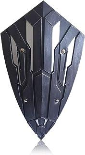 KIUMI シールド 盾 コスプレ 高さ54cm 武器 樹脂製 グッズ アベンチャーズ アベンジャーズ キャプテンアメリカ Iron Man Avengers Captain America コスプレ道具 PS01 (片側)