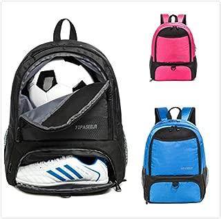 Tindecokin Youth Soccer Bag - Soccer Backpack &...