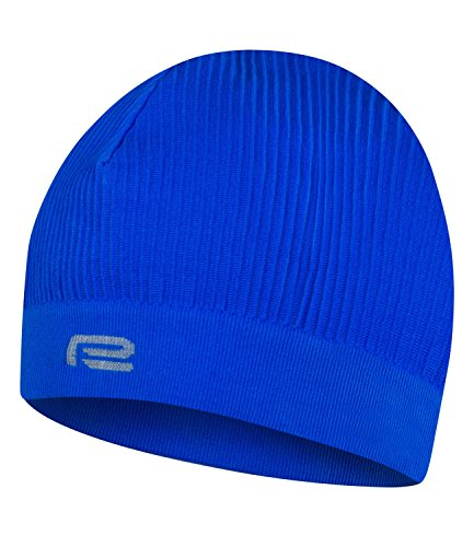 Prosske SM XDry Bonnet de sport pour course à pied, ski et cyclisme Unisexe Enfant Plusieurs couleurs (bleu, L/XL)