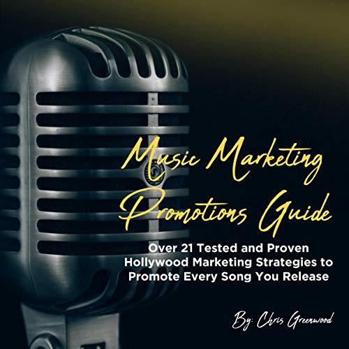 Music Marketing Promotions Guide Titelbild