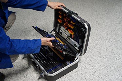 Projahn Elektro Werkzeugkoffer, 128-teilig bestückt - 3
